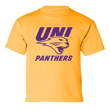 Boys UNI Panthers Apparel Youth Tee Shirts