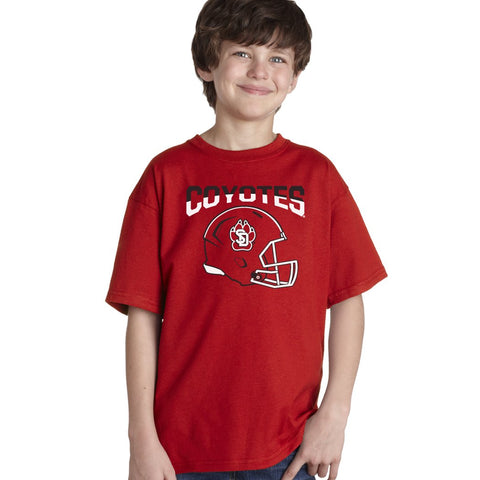 Boys Coyotes Apparel Youth Tee Shirts