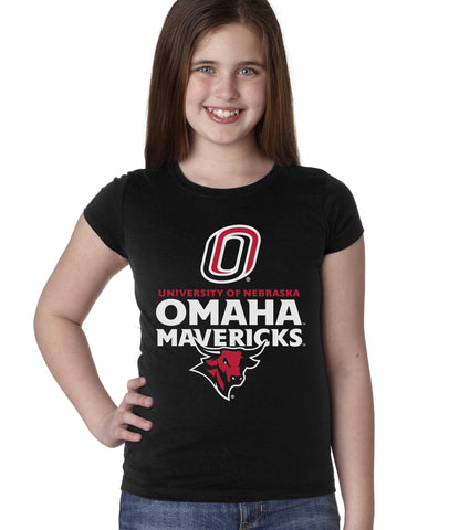 Girls Mavericks Apparel Youth Tee Shirts