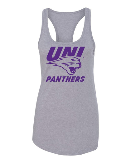 Womens UNI Panthers Apparel Tank Tops