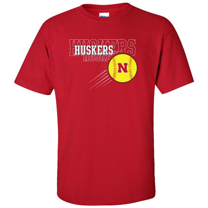 University of Nebraska Cornhusker Softball Apparel