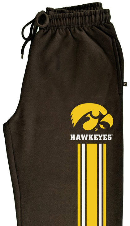 Mens Hawkeyes Apparel Premium Fleece Sweatpants