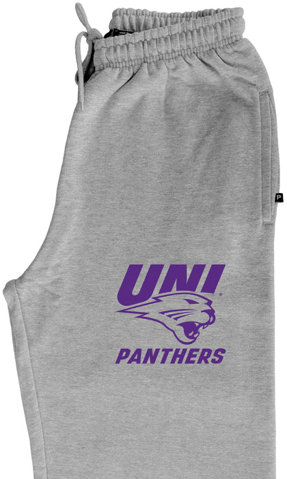 Mens UNI Panthers Apparel Premium Fleece Sweatpants