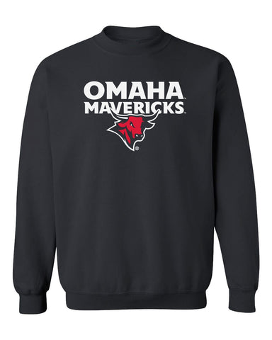 Mens Mavericks Apparel Crewneck Sweatshirts