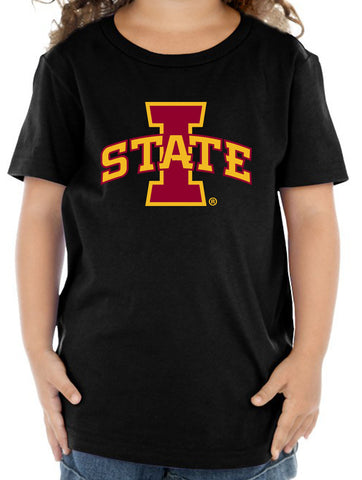 Iowa State Cyclones Toddler Tee Shirt - ISU I-STATE Logo