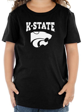 K-State Wildcats Toddler Tee Shirt - K-State Powercat