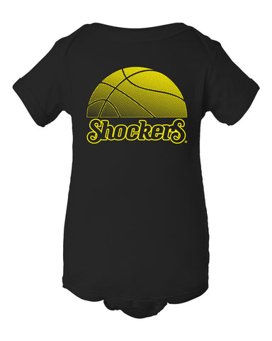 Wichita State Shockers Infant Onesie - Shockers Basketball