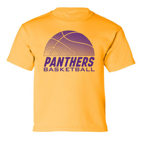 Northern Iowa Panthers Boys Tee Shirt - Panthers Basketball