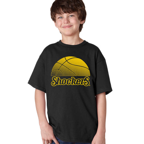 Wichita State Shockers Boys Tee Shirt - WSU Shockers Basketball