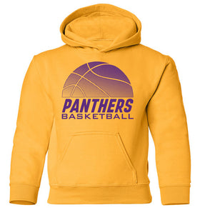 Northern Iowa Panthers Youth Hooded Sweatshirt - Panthers Basketball