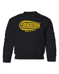 Iowa Hawkeyes Youth Crewneck Sweatshirt - Forever an Iowan