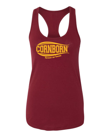 Women's Iowa State Cyclones Tank Top - Forever an Iowan