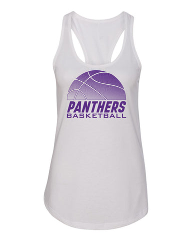 Women's Northern Iowa Panthers Tank Top - Panthers Basketball