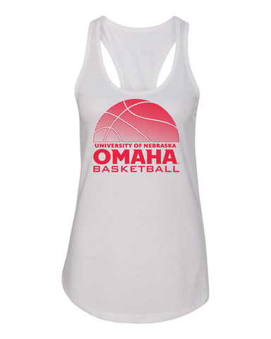 Women's Omaha Mavericks Tank Top - UNO Basketball