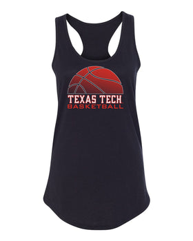 Women's Texas Tech Red Raiders Tank Top - Red Raiders Basketball