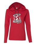 "Women's Nebraska Huskers Volleyball ""Dream Big"" Long Sleeve Hoody"