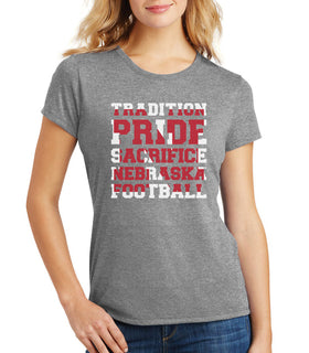 Women's Nebraska Cornhuskers Football