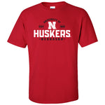 Nebraska Huskers Tee Shirt - University of Nebraska Huskers N