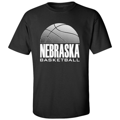 Nebraska Huskers Tee Shirt - Nebraska Basketball