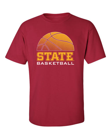 Iowa State Cyclones Tee Shirt - ISU Basketball