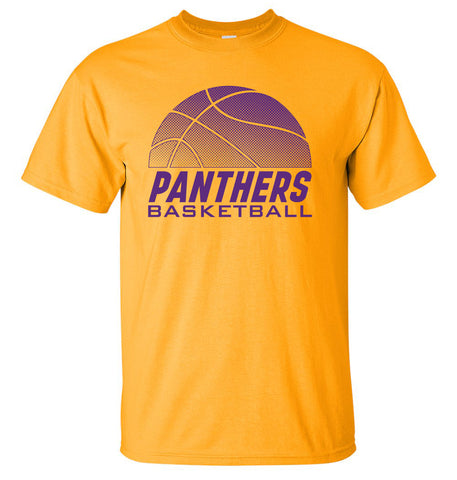 Northern Iowa Panthers Tee Shirt - Panthers Basketball