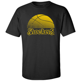 Wichita State Shockers Tee Shirt - WSU Shockers Basketball