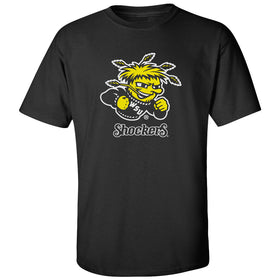 Wichita State Shockers Tee Shirt - Wu Shock Shockers