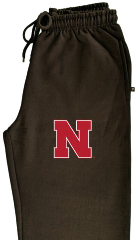 Premium University of Nebraska Block N Sweatpants