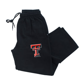 Texas Tech Red Raiders Premium Fleece Sweatpants - Double T Logo