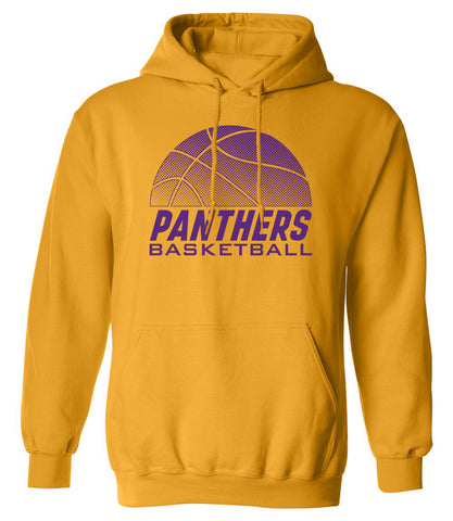 Northern Iowa Panthers Hooded Sweatshirt - Panthers Basketball