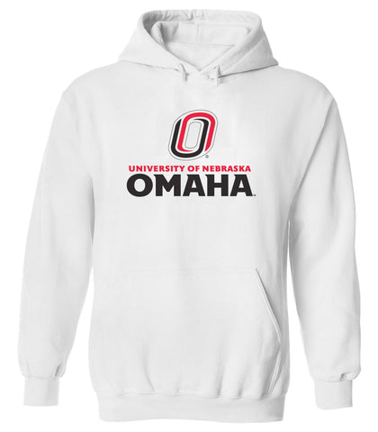 Omaha Mavericks Hooded Sweatshirt - University of Nebraska Omaha with O