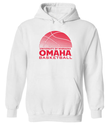 Omaha Mavericks Hooded Sweatshirt - UNO Mavs Basketball