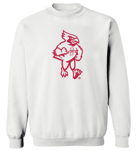 Iowa State Cyclones Crewneck Sweatshirt - Cy Mascot Full Body