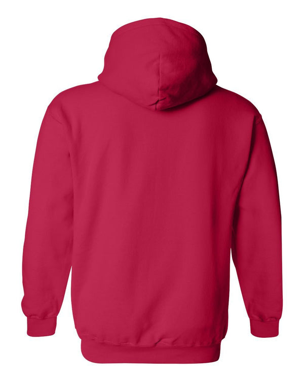 Nebraska Cornhuskers Football Helmet Hooded Sweatshirt