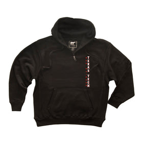 Texas Tech Red Raiders Premium Fleece Hoodie - Vertical Texas Tech
