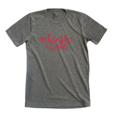 NEBRASKA IS HOME TEE - NEBRASKA STATE SHIRT