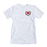 IRON 'N' WREATH - BOUTIQUE HUSKER TEE