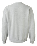 Iowa Crewneck Sweatshirt - Iowa Hawkeye State Outline