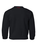 "Rainbow ""NEBRASKA"" Huskers Youth Crewneck Sweatshirt"