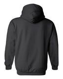 Iowa Hawkeyes Hooded Sweatshirt - Vertical Stripe with HAWKEYES