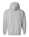 Nebraska Huskers Hooded Sweatshirt - Nebraska Huskers Volleyball Crown
