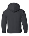 Nebraska Huskers Youth Hooded Sweatshirt - Nebraska Huskers Stripe N