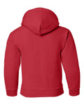 Nebraska Husker Youth Hooded Sweatshirt - Star Huskers GO BIG RED