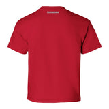 Nebraska Husker Youth Boys Tee Shirt - Blackshirts Logo