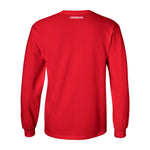 "Nebraska ""HUSKERS STRAIGHT OUTTA LINCOLN"" Long Sleeve Tee Shirt"