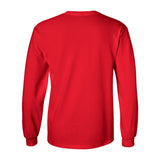 Nebraska State Outline Tee Shirt Long Sleeve - Stay Loyal My Fans