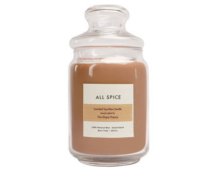 All Spice Scented Candles Large Size