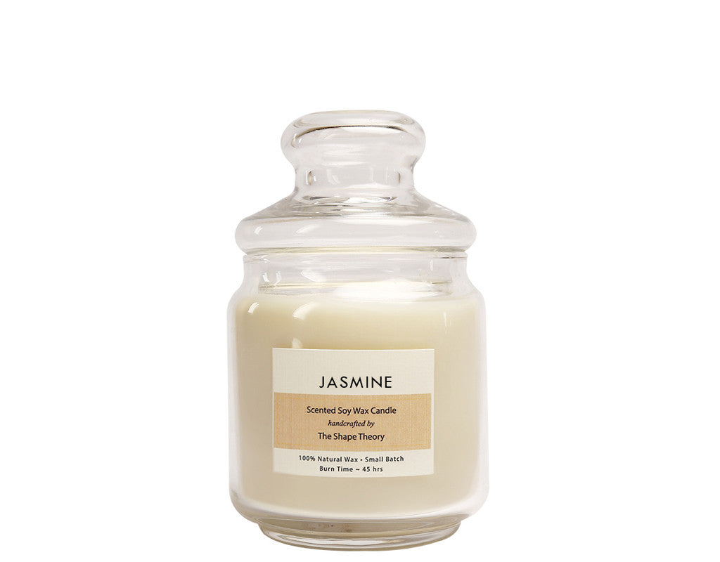 Jasmine Scented Candles Medium Size