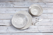 Wonki Ware 16 Piece Dinner Service - Warm Grey Wash