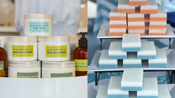A Soap Boutique • Interview with Caroline Ranoia, Founder of Blue Eden
